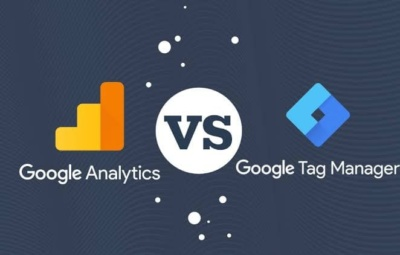 Google analyitics vs google tag manager